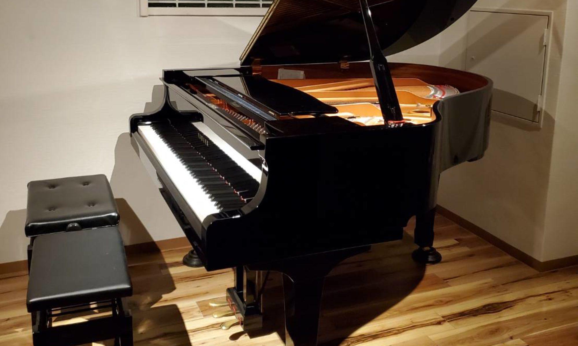 Tree Piano Studio(ツリーピアノスタジオ)尼崎市塚口・武庫之荘 グランドピアノがある貸スタジオ